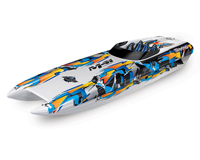 DCB M41 Widebody 40 Brushless Catamaran TSM TQi 2.4GHz RTR (нажмите для увеличения)