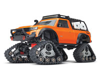 Traxxas TRX-4 4WD Trail Rock Crawler with All-Terrain Traxx 2.4GHz RTR
