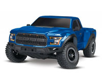 Slash 2WD Ford F-150 Raptor 2017 TQ 2.4GHz RTR