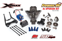 Traxxas X-Maxx VXL-8S Power-UP Upgrade 8S Kit