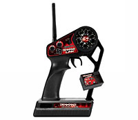 Traxxas TQ 2.4GHz 2-Ch Radio System with Traxxas Link 5-Ch RX