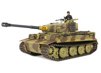 Waltersons German Tiger I Late Version RC Tank Infrared 1:24 2.4GHz (нажмите для увеличения)